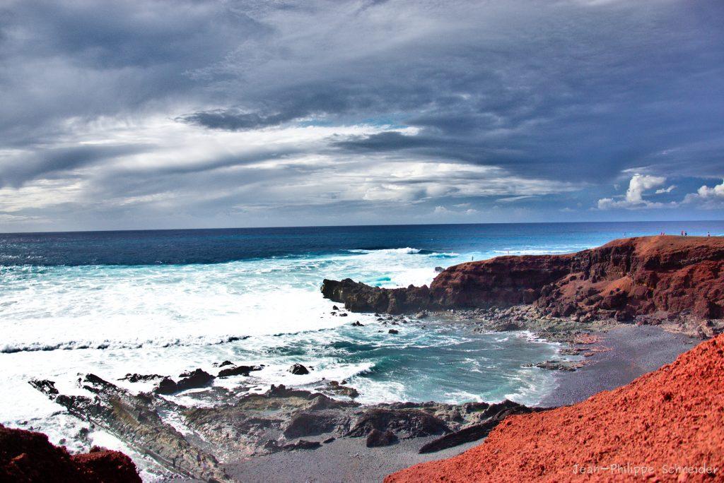 À la croisée des couleurs, Lanzarote