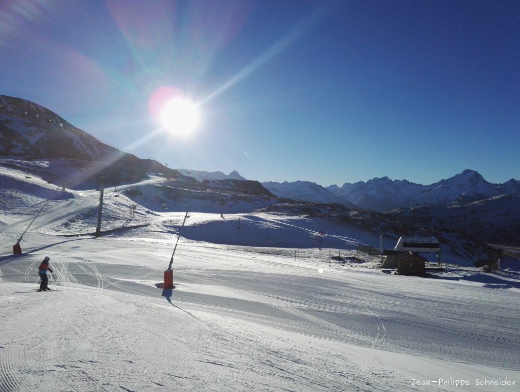 Au pied des pistes, Alpe d'Huez